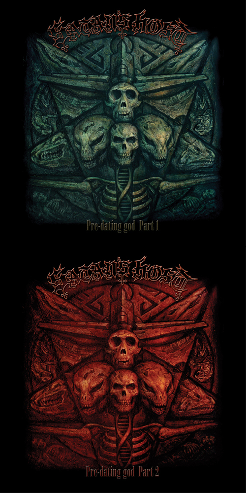 Satan's Host pdg covers